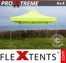 Flex canopy Xtreme 4x4 m Neon yellow/green