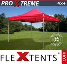 Flex canopy Xtreme 4x4 m Red
