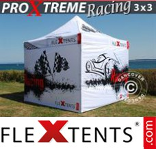 Flex canopy PRO Xtreme Racing 3x3 m, Limited edition