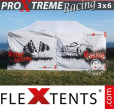 Flex canopy PRO Xtreme Racing 3x6 m, Limited edition