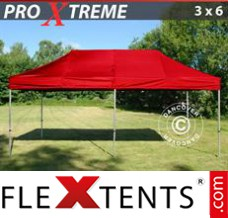 Flex canopy Xtreme 3x6 m Red